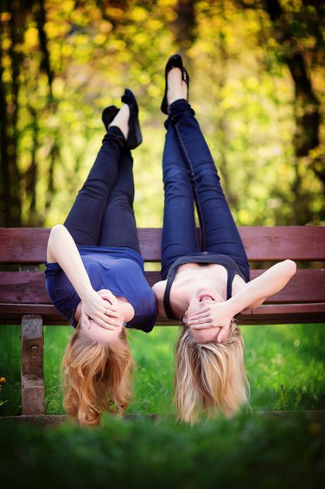 foto 2 kamarádky